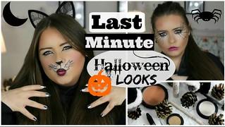 Last Minute Halloween looks thumbnail edit
