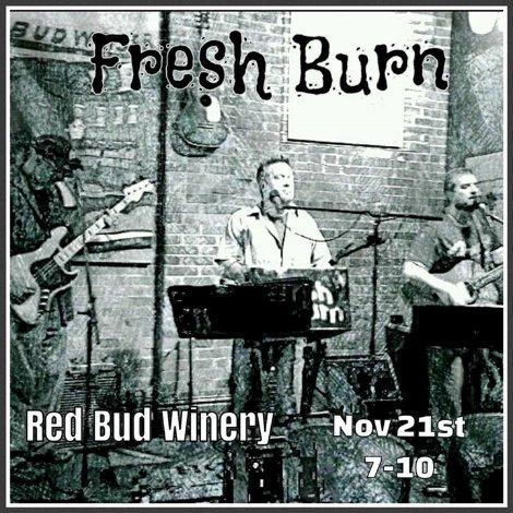 Fresh Burn 11-21-15