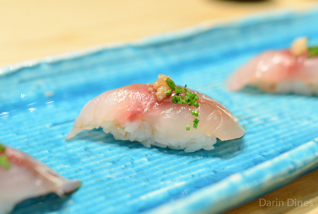 Spanish Mackerel (aji)