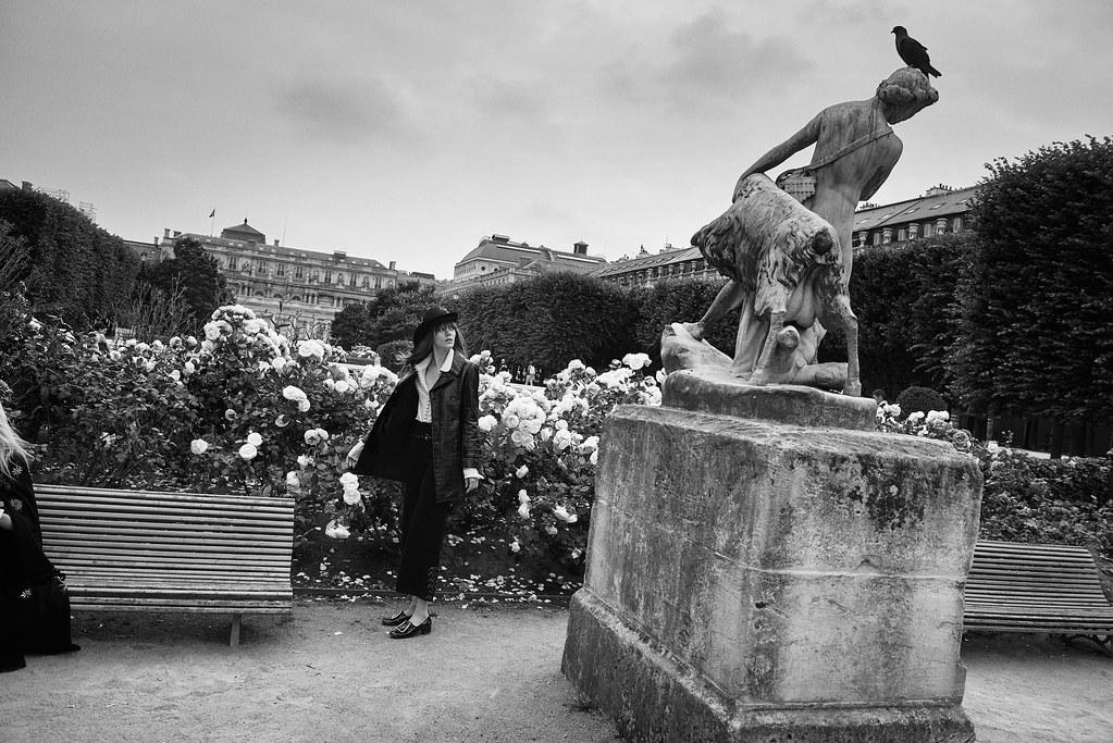 Фрея Беха Эриксен — Фотосессия для «W» 2015 – 1