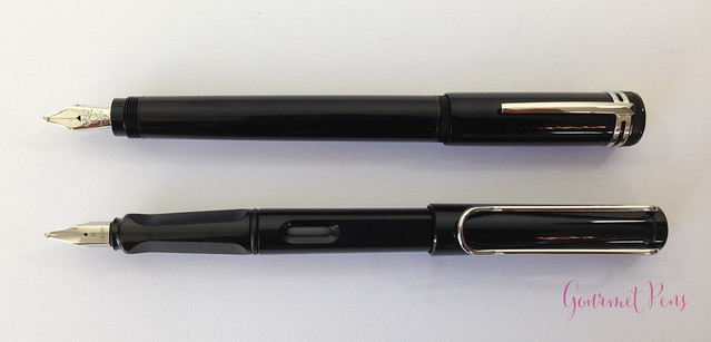 Review Montblanc Heritage Collection 1912 Fountain Pen @couronneducomte (7)