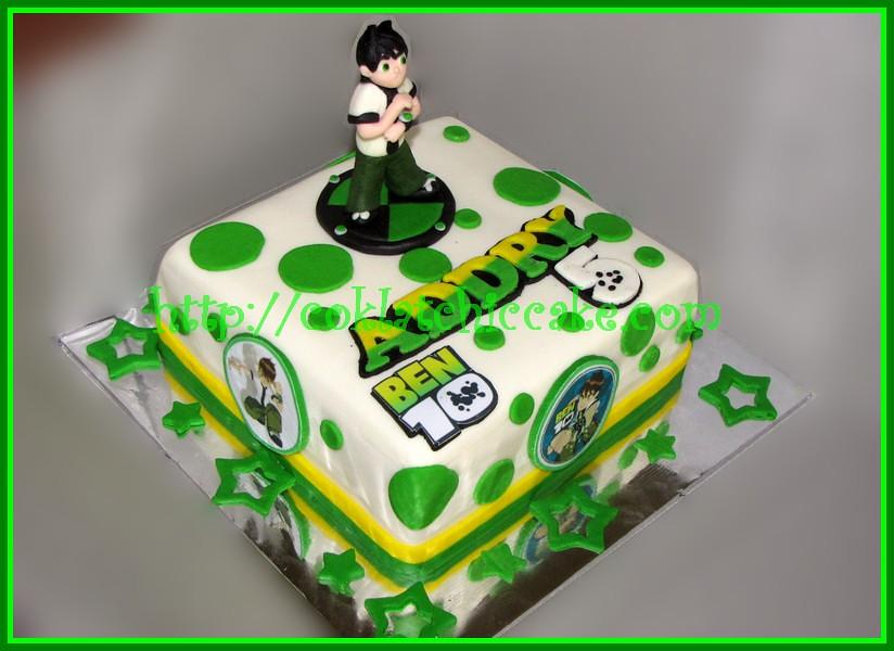 Cake Ben 10