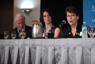 Bill Haynes, Kathryn Muratore & Jordan Ausman