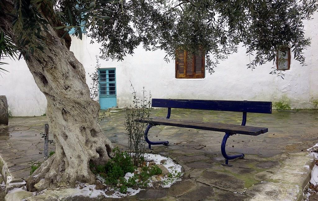 Thassos-Kalivia Wintertime
