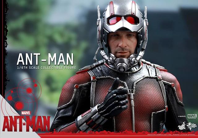 【官圖更新】Hot Toys – MMS308 –【蟻人】史考特.朗恩 1/6 比例 Ant-Man