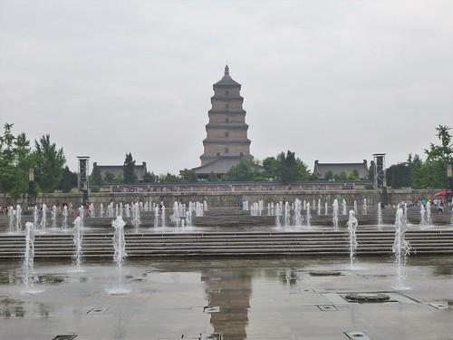 CH-Xian-Pagode de l'Oie (9)