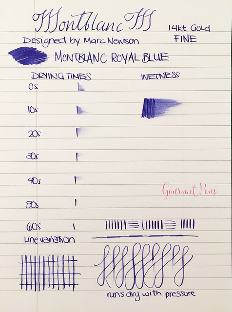 Review Montblanc M Fountain Pen @AppelboomLaren @Montblanc_World (32)