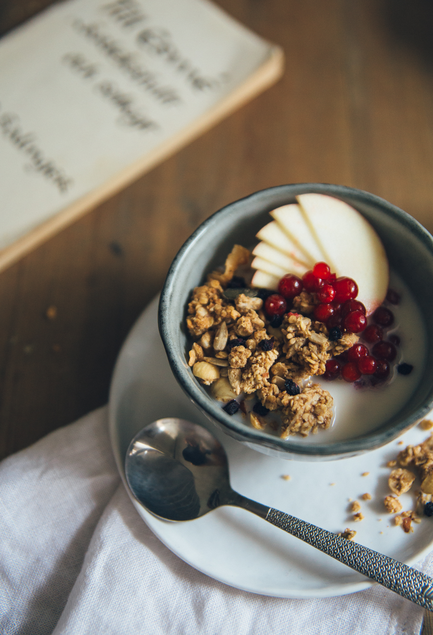 Crowd Pleasing Cluster Granola | Cashew KitchenG_5453