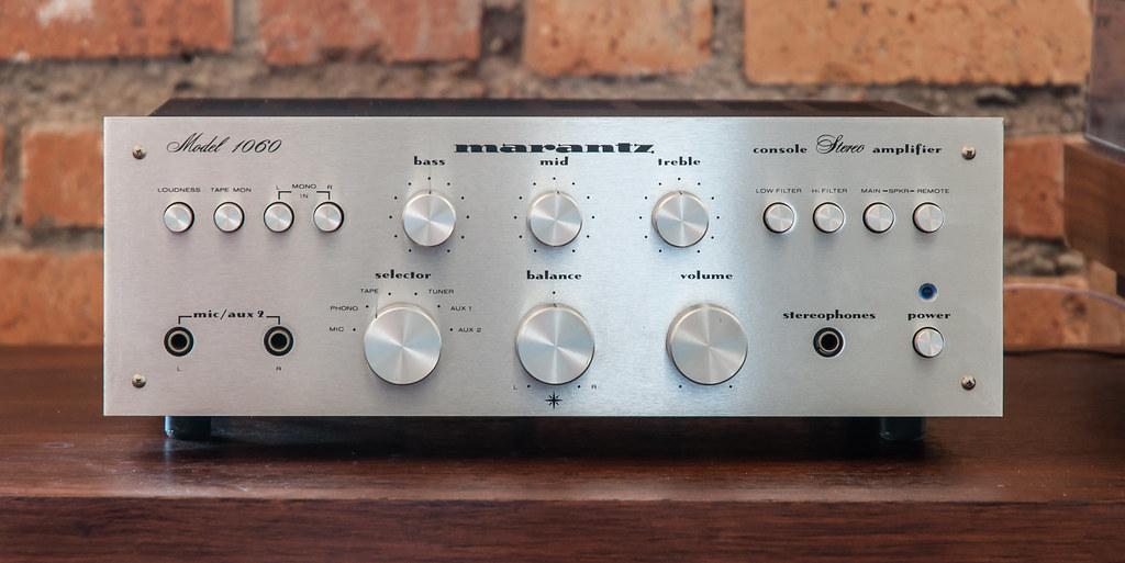 My Hot Rodded Marantz 1060 | Audiokarma Home Audio