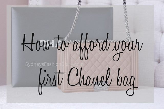 HowToAffordAChanelBag_SydneysFashionDiary