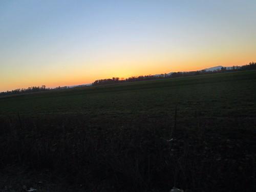 Sunset, Peoria Rd
