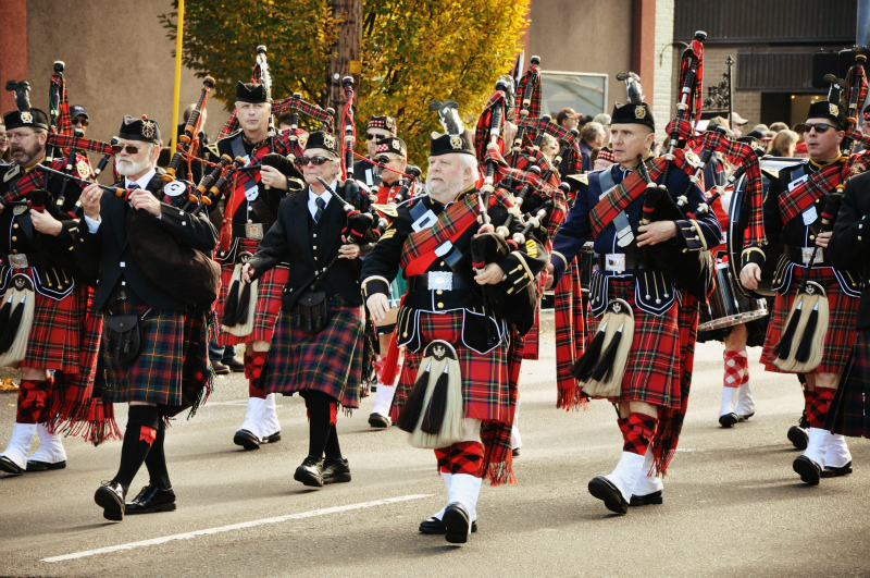 Bagpipes @ Mt. Hope Chronicles