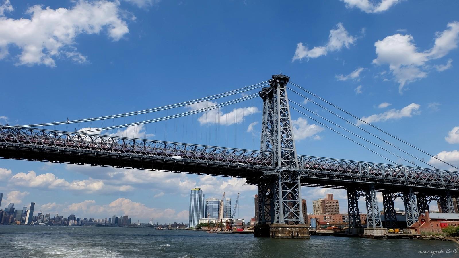 Williamsburg Bridge, New York City, USA