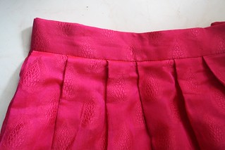 Sew-H-Diwali 2015 Skirt Close1