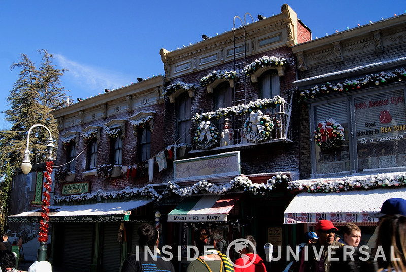 Photo Update: December 19, 2015 - Universal Studios Hollywood - Grinchmas