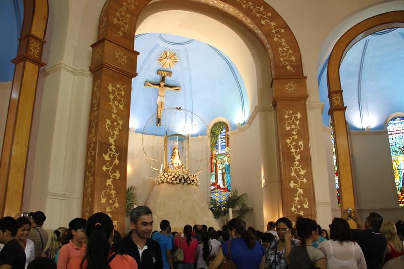 Kathedrale von Caacupé & Umgebung
