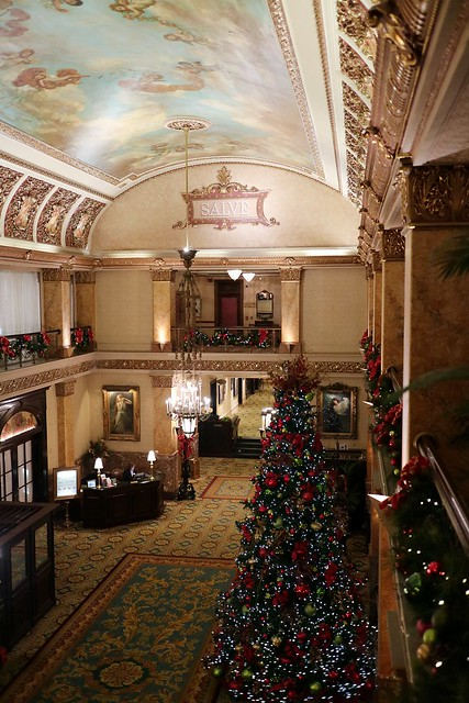 Holidays at the Pfister
