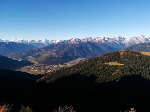 Ausblick vom Kühwiesenkopf