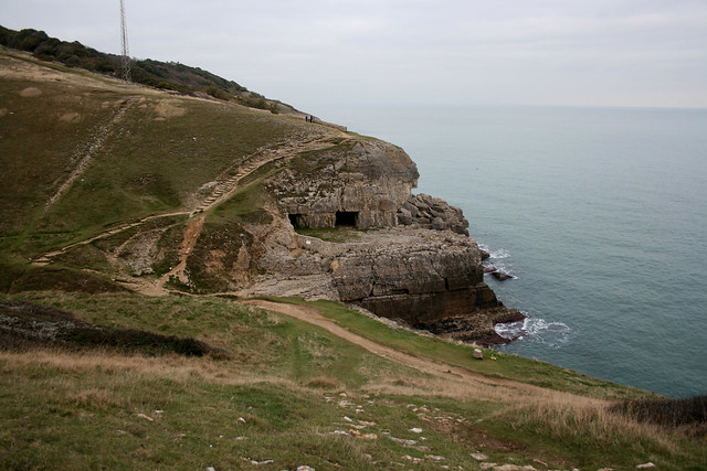 Tilly Whim Caves, Durlston Head, Dorset