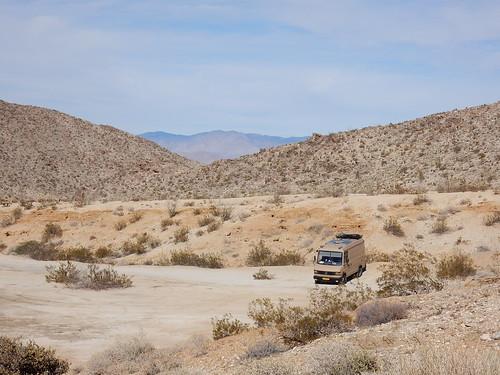 Anza-Borrego Desert SP - Yaqui Pass - 1
