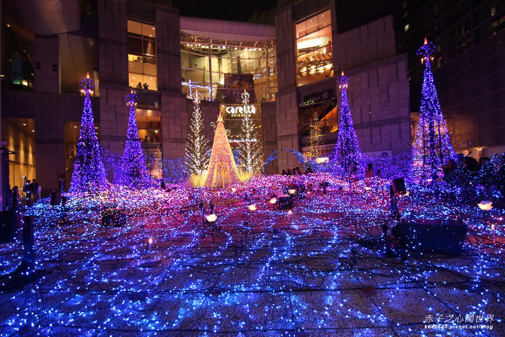 Tokyo Winter Illuminations- Caretta汐留-IMG_9818006
