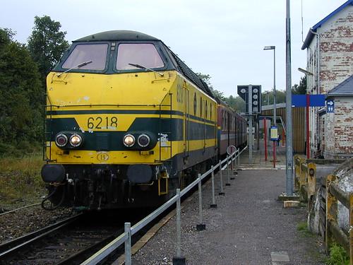 20010907_002: 6218 at Philipville, Belgium