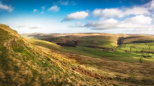 england mountains landscape cheshire unitedkingdom hills gb wildboarclough macclesfieldhills