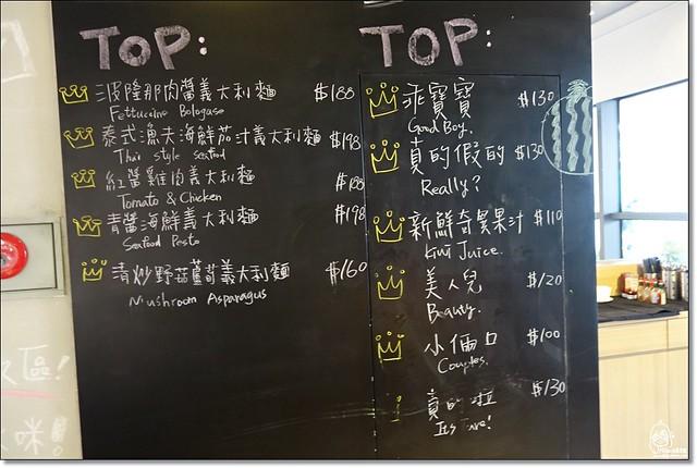 24006136475 d97ec61e32 z - 『熱血採訪』 查查路.Zazzazu-文心家樂福內平價輕食義大利料理餐廳,份量大兼具美味誠意十足,創意活潑的設計風格很受歡迎。