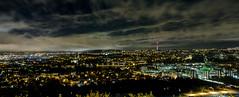 Trondheim City by Night