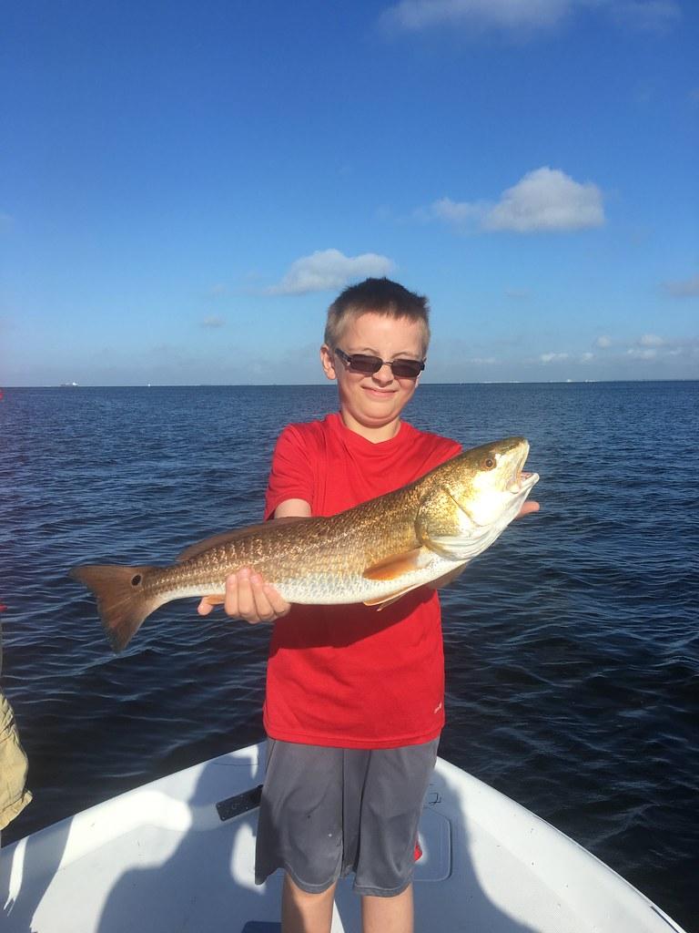 Inshore Slam Redfish