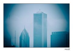 Fog in Chicago