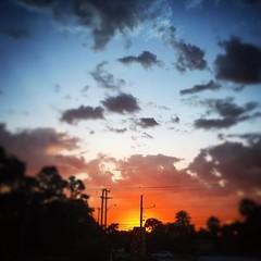 Arizona sunset one night...San Antonio sunrise the next morning. I love #travel. AND I love my #homesweethome #texas