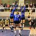 Women University Volleyball - Carabins vs Vert et Or by Danny VB
