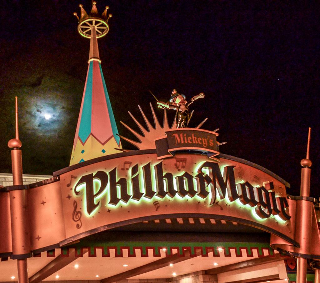 MK Philharmagic night