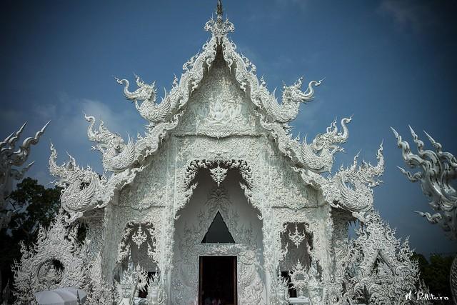 Portada Wat Rong Khun White Temple