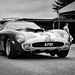 Anthony Bamford and Christian Horner - 1964 Ferrari 250 GTO/64 at the 2016 Goodwood Revival (Photo 3) by Dave Adams Automotive Images