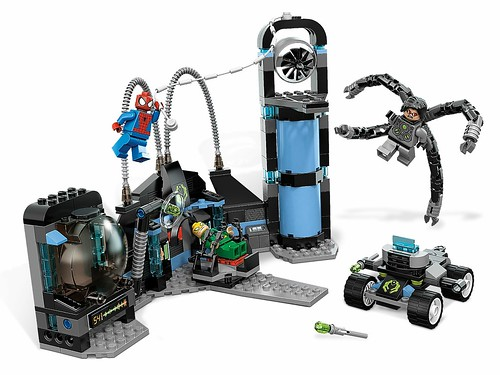 LEGO Ultimate Spider-man 6873