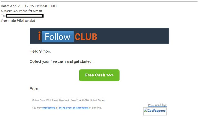 2015-Jul-29 iFollow free cash