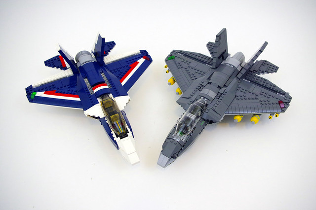 lego p 51 mustang instructions