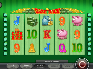 Mr. Cashback Mobile slot game online review