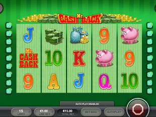 free slot machines online cashback scene