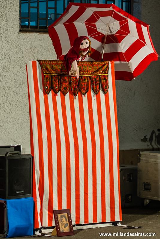 Y ahora una de marionetas!