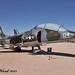 Hawker Siddley TAV-8A Harrier cn212021 USMC 159382 VMAT-203 a by Bill Word