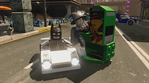 LEGO Dimensions Midway Arcade