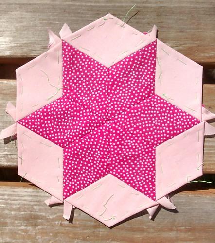 Hexagon star #11