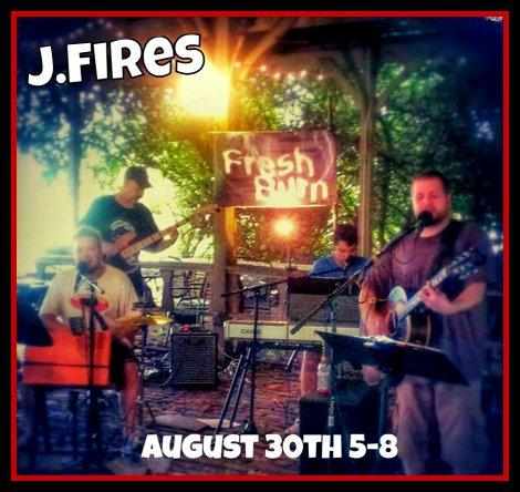 Fresh Burn 8-30-15