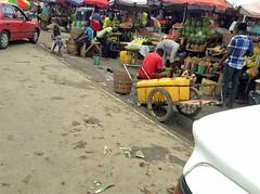 Street Market in Abuja