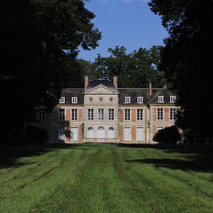 The castle of Giverville