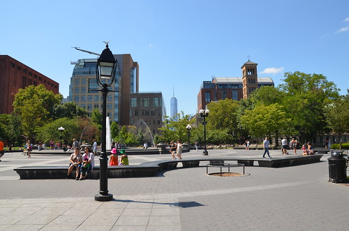 New York Washington Square Aug 15 (3)