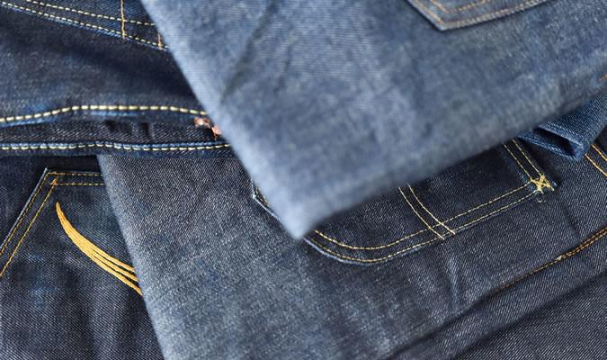 Cách chăm sóc jeans, denim